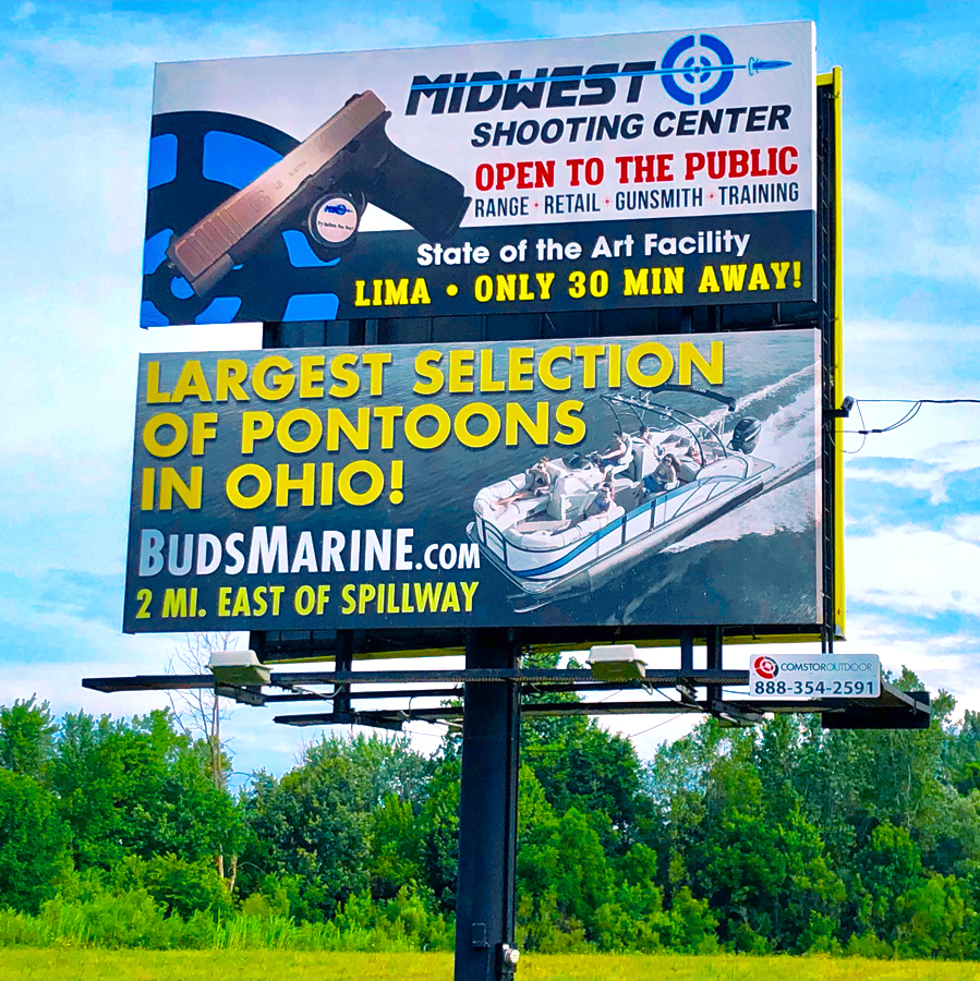 Comstor Outdoor Billboards