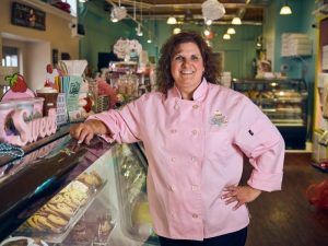 Angie Hall _ City Sweets & Creamery