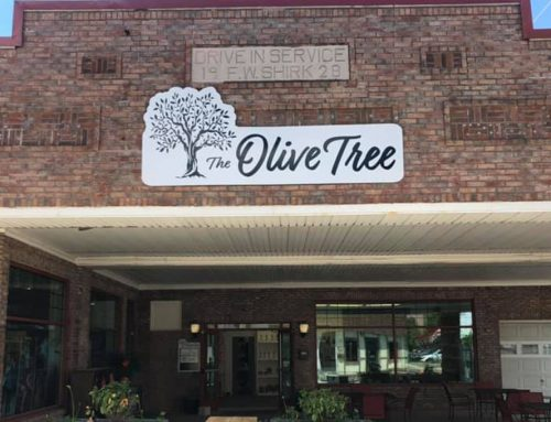The Olive Tree – A New Indoor Farmers Market, Tea Shop and Creative Studio Opens Downtown Bellefontaine for Shopping and Events