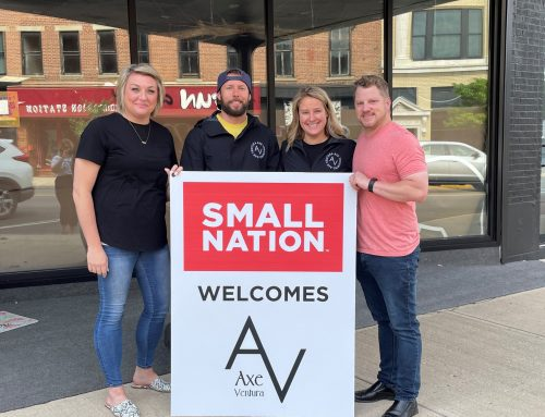 New Axe Throwing Entertainment Venue Opening in Downtown Bellefontaine